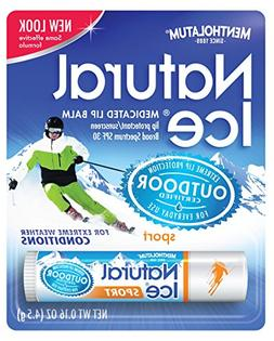 Natural Ice Sport - SPF 30 lip balm in Pack of 12 , Sport Fl