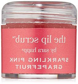 sara happ The Lip Scrub, Sparkling Pink Grapefruit, 1 oz.