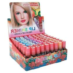 Beauty Treats Lip Shiner Lip Gloss- Fruit Gloss  - NEW!! ASS