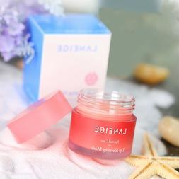 Lip Sleeping Mask Berry 20g Lip Treatment Gel 100% Original