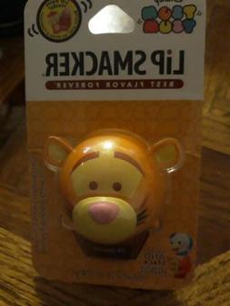 DISNEY Tsum Tsum Lip Balm Stackable TIGGER Bouncy Bubble Gu