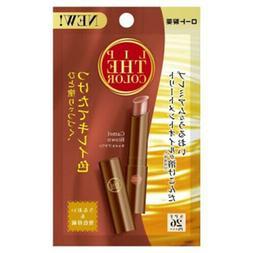 LIP THE COLOR Moisturizing Tinted Lip Balm SPF26 Camel Brow