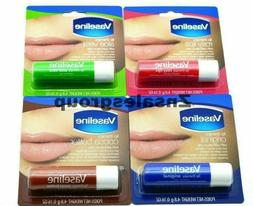 Vaseline Lip Therapy Balm 4 PC Combo Set