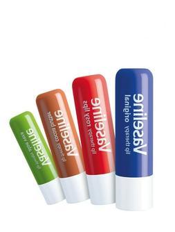Vaseline Lip Therapy Balm Sticks Rosy Lips, Aloe Vera, Cocoa