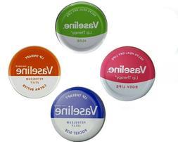 Vaseline Lip Therapy Cocoa Butter,Aloe Vera,Rosy Lips,Petrol