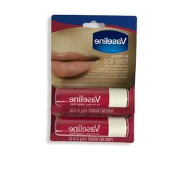 VASELINE LIP THERAPY ROSY LIPS 2 Pack Lip Care Balm Tinted