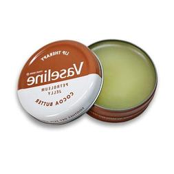 Vaseline Lip Therapy With Cocoa Butter Petroleum Jelly 20g