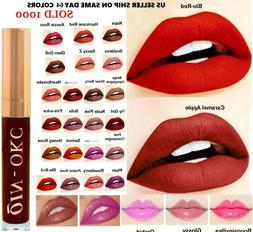 Long Lasting Super Stay Matte Lipstick Lip Gloss Stain 63 Fa