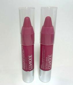 lot 2 chubby stick moisturizing lip color
