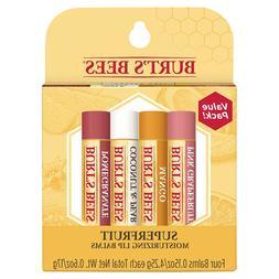 lot 6 packs burt s bees lip