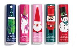 Avon Lot of 10 Holiday Kids Lip Balm