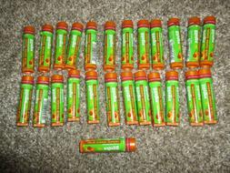 Lot of 25 New Blistex Orange Mango Blast Lip Balm SPF 15, .1