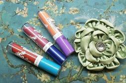 Lot of  COVERGIRL Lipslicks SMOOCHIES in shades-225, 570 & 2