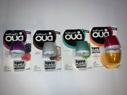 Lot of 4 ChapStick DUO Lip Balm Assorted Flavors  NEW