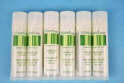 """LOT of 6 Discontinued """"Care Deeply"""" Lip Balm by AVON - NEW/S"""