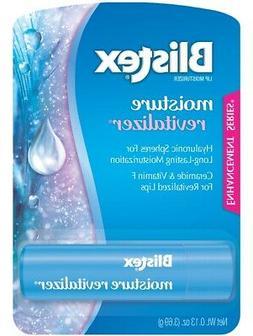 Lot of 6-Blistex Moisture Revitalizer Lip Balm SEALED EXP 05