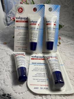 Lot Of Four ~ AQUAPHOR Lip Repair Immediate Relief -.35 Fl O