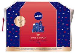 Nivea Luxury Collection 5 Piece Gift Set Travel Bag Full Siz