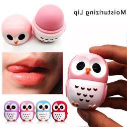 Makeup Moisturizing Lip Balm Natural Plant Lip Gloss Cute Ow