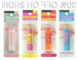 Maybelline Baby Lips Balm, 05 Quenched Moisturizing/#15 Cher