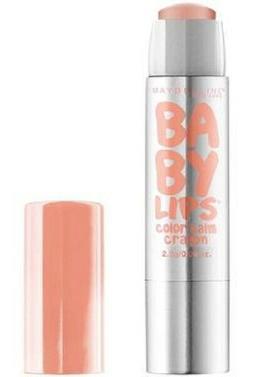 maybelline baby lips moisturizing lip balm blush