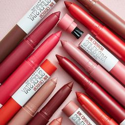 Maybelline SUPER STAY INK CRAYON Lip Crayon - Choose Your Sh