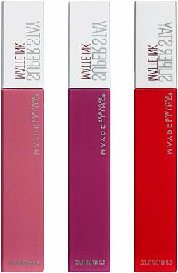 Maybelline Super Stay Matte Ink Lip Stain - Choose Your Shad