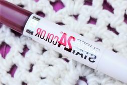 🌹 Maybelline Superstay 24 Color; 2-step Lip Color & Balm