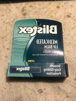 Blistex Medicated Lip Balm Stick, Original, SPF 15, 0.15 oz