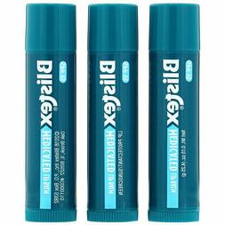 Blistex Medicated Lip Balm With SPF Protectant Sunscreen 3-P