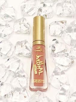 TOO FACED Melted Matte Liquified Lipstick QUEEN B .1oz/ 3ml