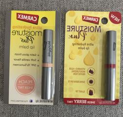Carmex Moisture Plus Ultra Hydrating Lip Balm  Sheer Berry &