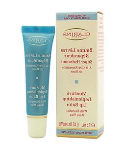 Clarins Moisture Replenishing Lip Balm For Unisex 0.45 Oz Li