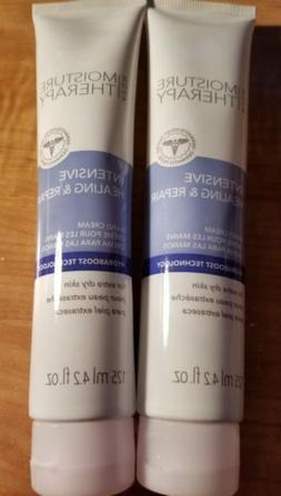 ❤AVON Moisture Therapy Hand Cream Intensive Healing Repair