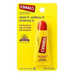 Carmex® Moisturizing Lip Balm Tube, 0.35 oz., Original