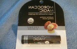 morroccan magic argan essential oil lip balm