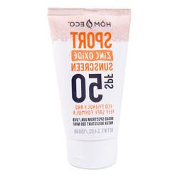 Natural Mineral Sunscreen SPF50 8hr Waterproof Formala