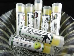 Natural Moisturizing Lip Balm Jojoba Oil, Funny Stocking Stu