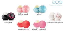 EOS Natural Organic Smooth Sphere Lip Balm - Select