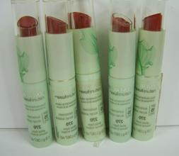 Covergirl Natureluxe Gloss Lip Balm #270 Spice Lot of 5 Disc