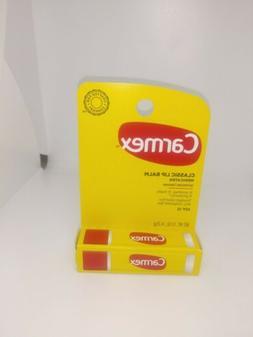 New 1  Carmax Classic Moisturizing Lip Balm Tube 0.15 Oz Ori
