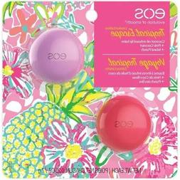 NEW 2019 EOS Spring Lip Balm Duo Limited  Honey AppleIsland