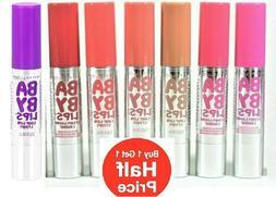 NEW Maybelline New York Baby Lips Color Balm Crayon Moisturi