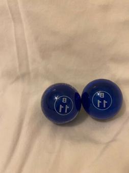 New Disney Cruise Line B-11 Bingo Ball Lip Balm Lot of 2