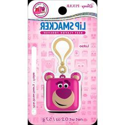 New Lip Smacker Disney Pixar Cube Lip Balm Keychain Boo, Woo