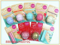 New!!! EOS Evolution of Smooth Lip Balm 100% Natural 0.25 oz