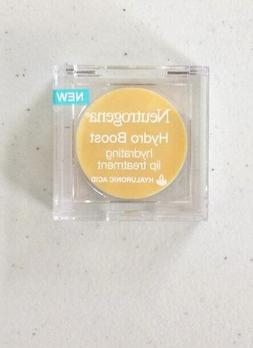 New Neutrogena Hydro Boost Hydrating Lip Treatment 0.10 Oz