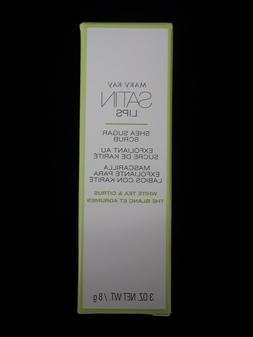 New in Box Mary Kay Satin Lips SHEA SUGAR SCRUB Softens Lips