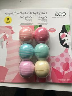 NEW EOS Lasting Hydration Lip Care Collection #161D