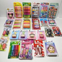 New Lip Smacker Lip Balm Set Pack, Your Choice